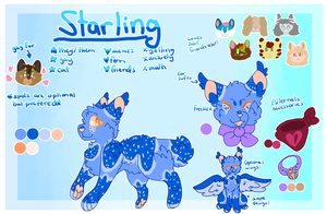 starling reference (outdated) by stqrling