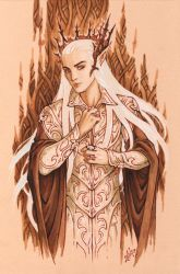 Elven Seducer by Candra