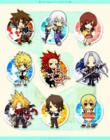 KH II - KH II Set by kaokmchan