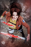 AOT: Crazy thing by direwolveScosPHOTO