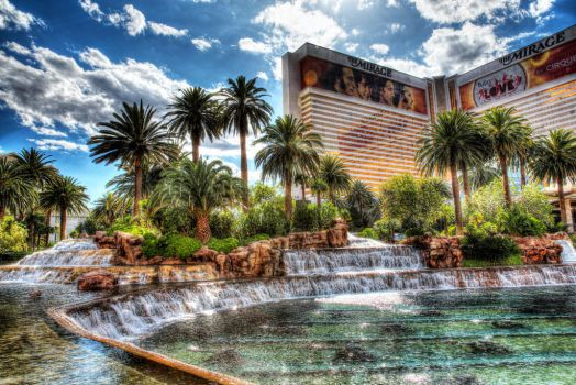The Mirage by more-than-pixels