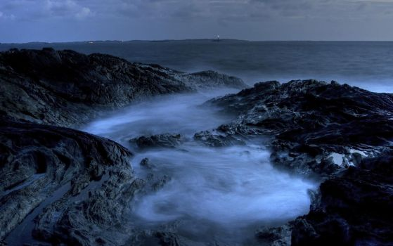 Long exposure by Geironimo