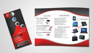 brochure A4 for Ray Systmes by Atabeyli
