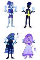 Lapis Adopts (CLOSED) by ScarletCerebrum