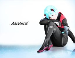 Rei Ayanami: Evangelion 3.0 by kuricurry