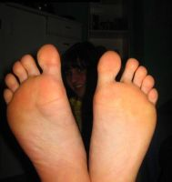 Perfect Soles by SelfshotYourFeet