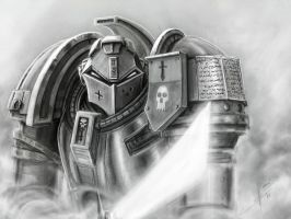 Grey Knight 3 by HrvojeSilic