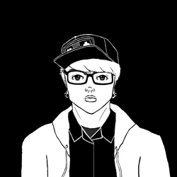 A Self Portrait by tragicallyhipster