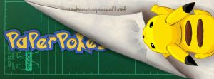 Paperpokes Timeline Cover by Lyrin-83