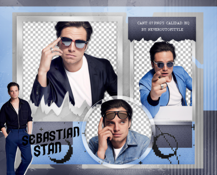 Png Pack 1010 // Sebastian Stan by confidentpngs