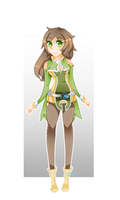 Adoptable 006 (Auction) - CLOSED by Nelliette