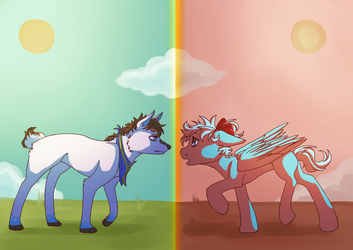 Parallell universe by Heise-kun