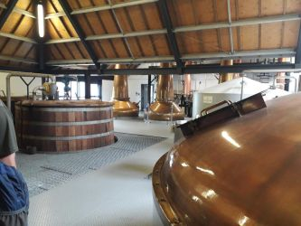 Arran Adventure: Inside the Distillery  by PropertyofLamb