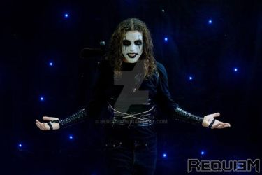 Eric Draven (The Crow 1994) by Berco22