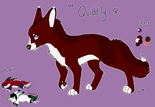 TheQuiddity Reference by Takatialove