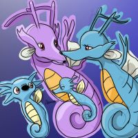 Kingdra Family