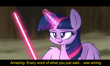 Star Wars Twilight by Heir-of-Rick