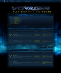 Voyager Skin by KeyMoon