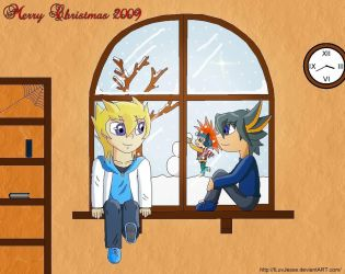 Merry Christmas 2009 by ILuvJesse