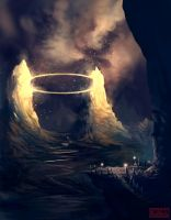 The Gate by kovah