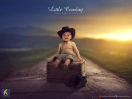 LITTLE COWBOY by rajrkb