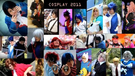 Cosplay 2011 by maggifan