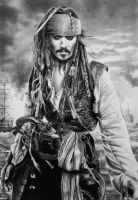 Jack Sparrow aka JOHNNY DEPP, PoC by Mim78