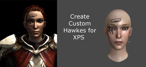 Create Custom Hawke for XPS by Padme4000