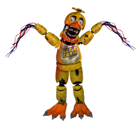 Withered Chica edit A by JoltGametravel