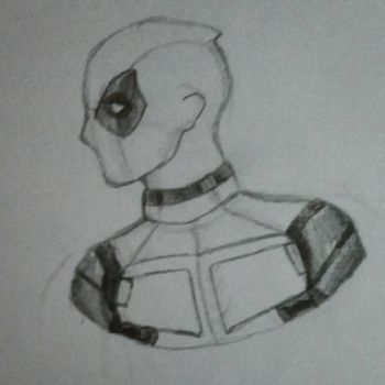 Deadpool Wip by TheOrangeDaisy
