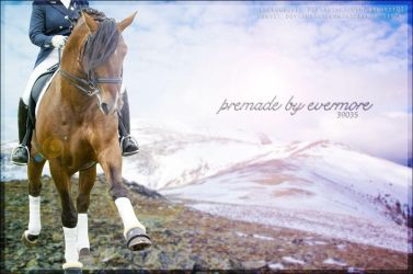 Warmblood-Premade by Ever-more-Ever-yours