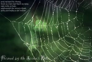 Poisoned by the Spider's Bite. by thewritingthimble