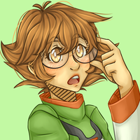 Pidge [Speedpaint] by Lexpuya