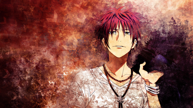 K Project HD Wallpaper - Mikoto Suoh 3 by umi-no-mizu