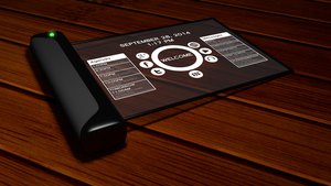Future Tablet by BenWurth