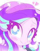 Starlight Glimmer ish a Hooman! by HungrySohma16