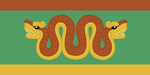 Flag of Great Empire of Tenochtitlan by CoralArts