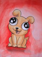Laser Puppy by Linda-98