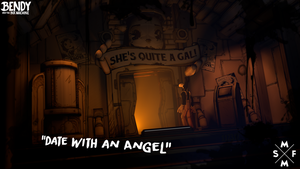 SFM Teaser: Date with an Angel | BaTIM Chapter 3 by MinifigJoeSFM
