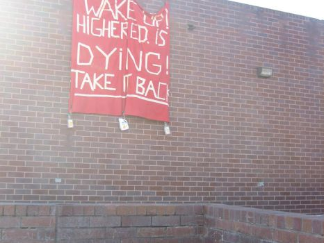 Higher Ed is Dying 2 by photomars-stock
