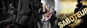 The Saboteur wallpaper dual by Toxigyn