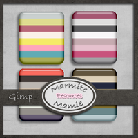 Gimp Palettes 8 by DaydreamersDesigns