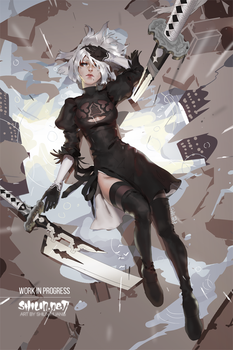 It always ends like this - WIP by shilin