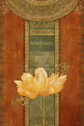 namaste by JenaDellaGrottaglia