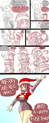 All They Want for Christmas is Foozsh by DoodleDowd