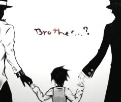 Brother...? -14th- by ChappiRuki