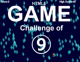 Challenge of 9 HTML5 Game by rsgmaker