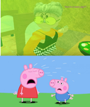 Holly (Holi) hates Peppa Pig by PigXChloe