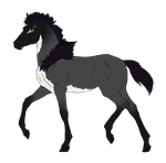 N2930 Padro Foal Design for MistMasquerade by casinuba