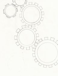 First layer of cog background by BigLTbaby